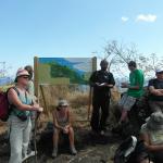 Les participants découvrent le projet LIFE+ COREXERUN
