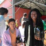Restitution des projets pédagogiques, le 30 juin 2012 à la Grande Chaloupe